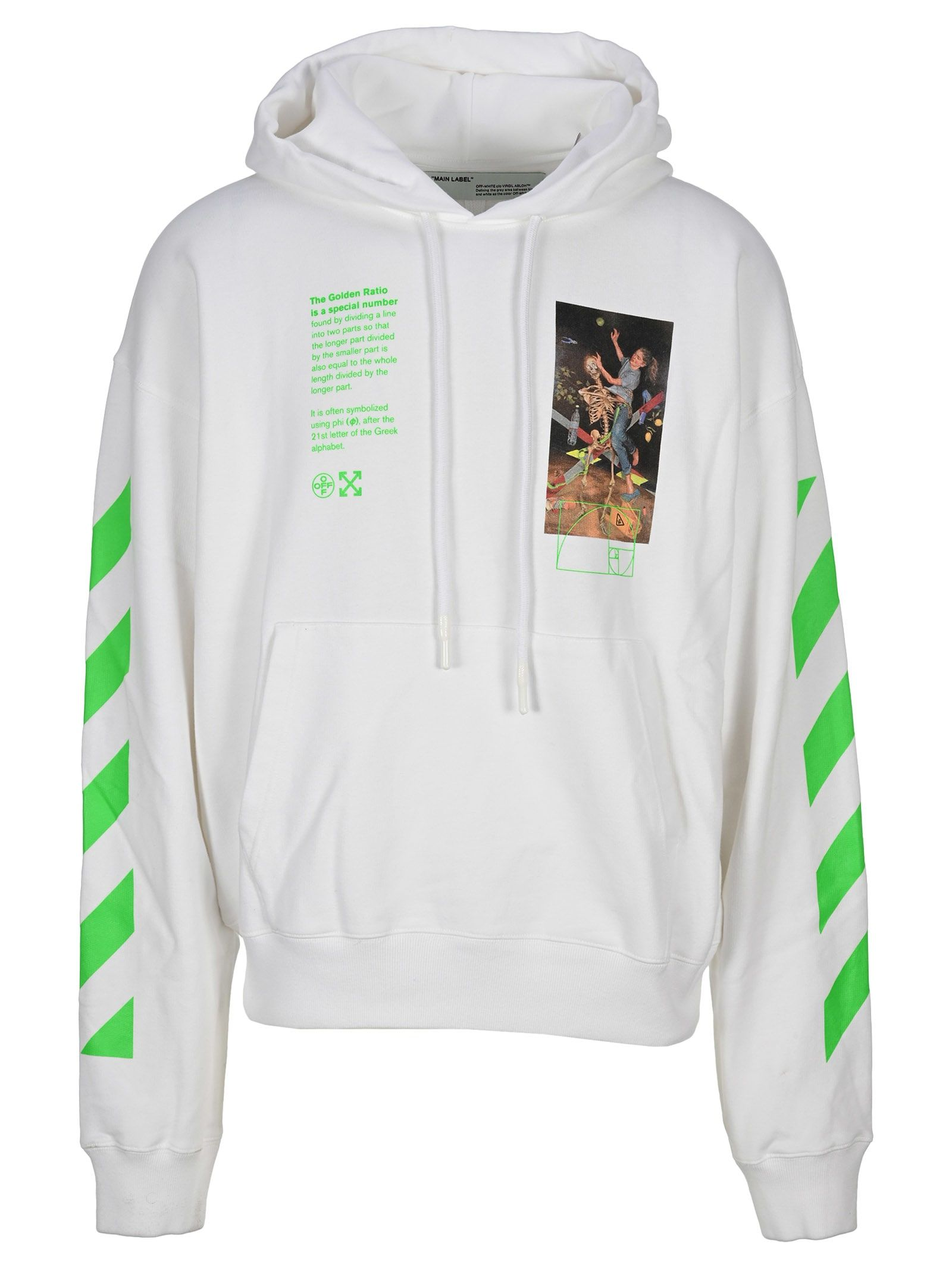 Best Price On The Market At Italist Off White Off White Pascal Painting Hoodie Hoodies Painting Hoodie Off White Clothing [ 2136 x 1600 Pixel ]