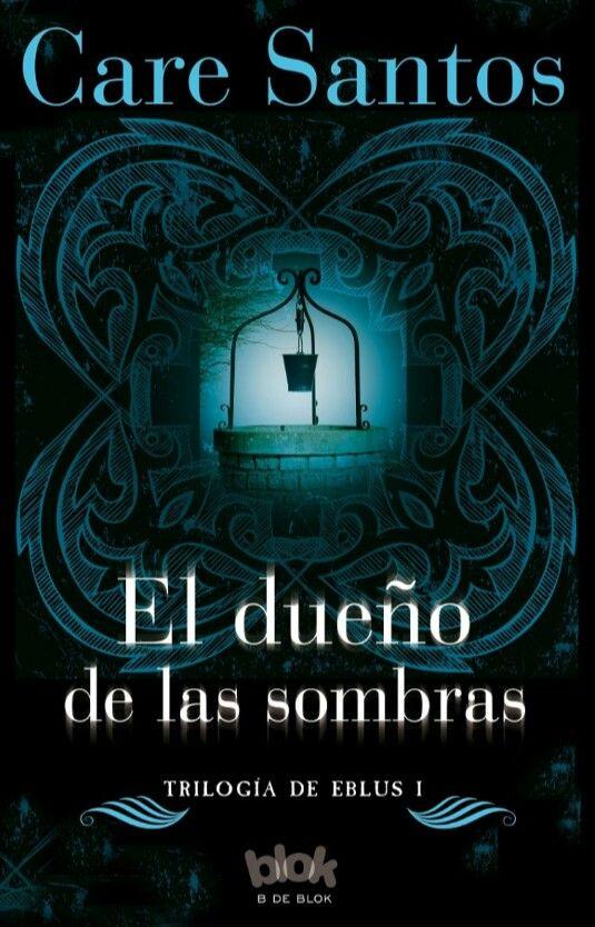 """Carme Santos """"El dueño de las sombras"""" Un libro que hay que leer, este es el primero la trilogía"""