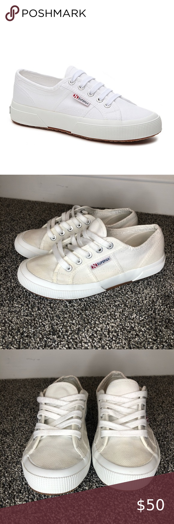 SUPERGA 275 COTU CLASSIC Sneaker in