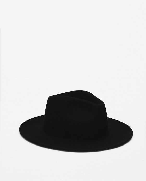 d44985ba Accessories for men | ZARA United States | Mens fashion | Felt hat ...