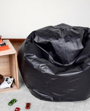 Acessentials Vinyl Bean Bag Chair Reviews Furniture Macy S