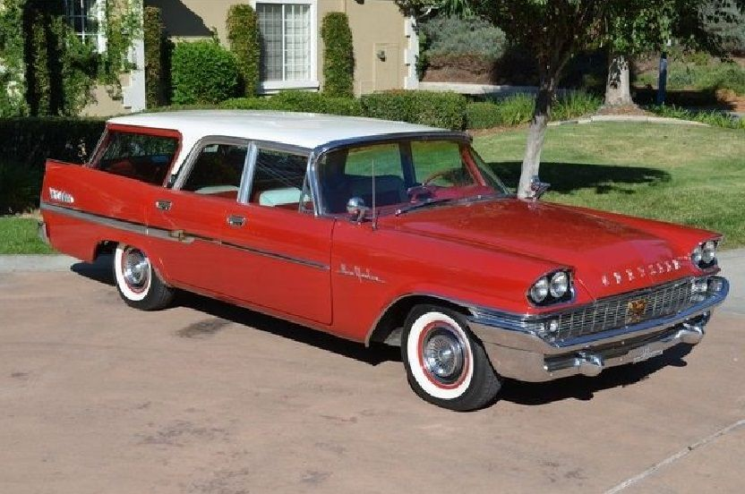 1958 chrysler wagon