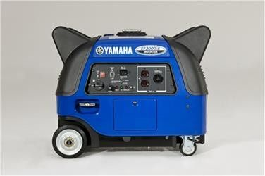 Yamaha Power Products EF3000iSEB Inverter Generator