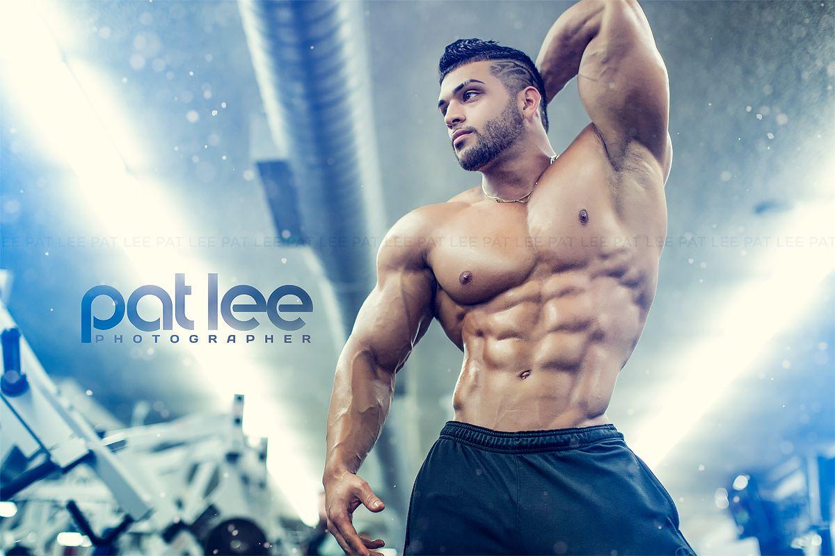 Gerardo Mangual by Pat Lee #model #muscle #muscular #