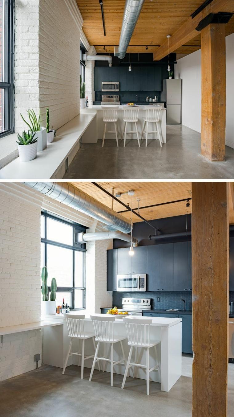 Interior Design Haus 2018 Innendekoration Stile - ein kastenförmiges ...