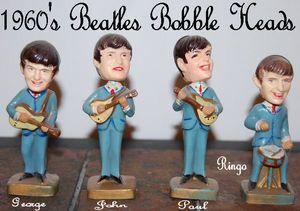 1960's bobbleheads