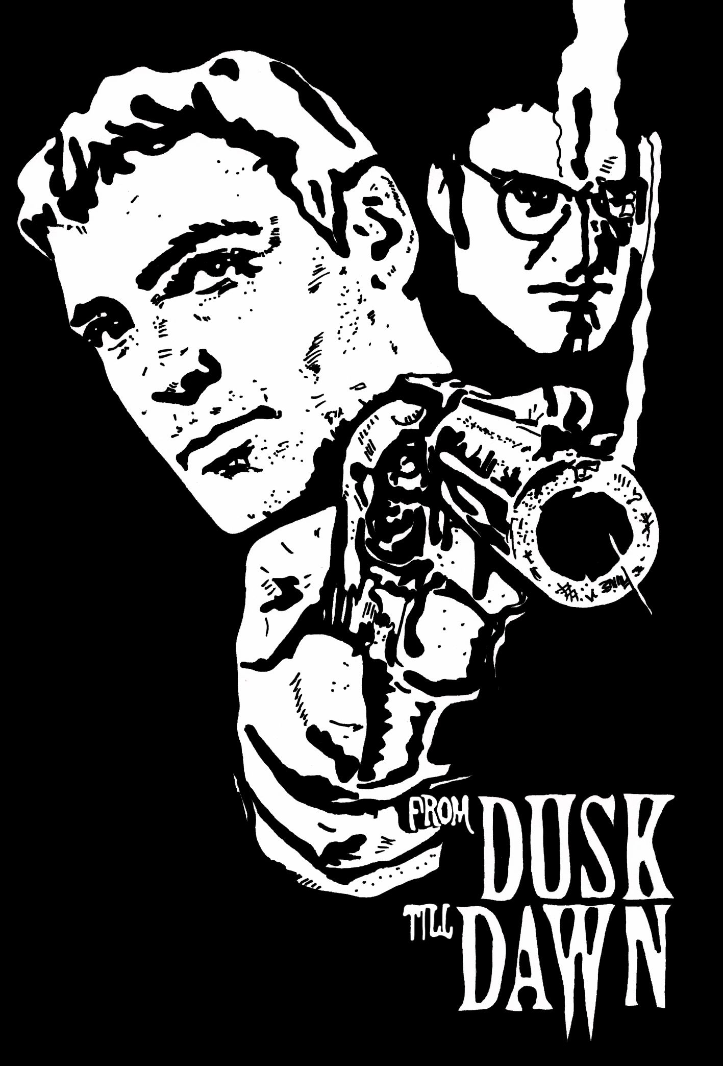 (From dusk till dawn) This seemed really great, then it ...