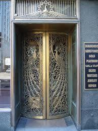 Peacock Door. Hotel in Chicago, been there!