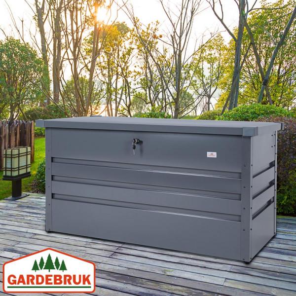 Abschliessbare Auflagenbox Metall Auflagenbox Aufbewahrungsbox Box