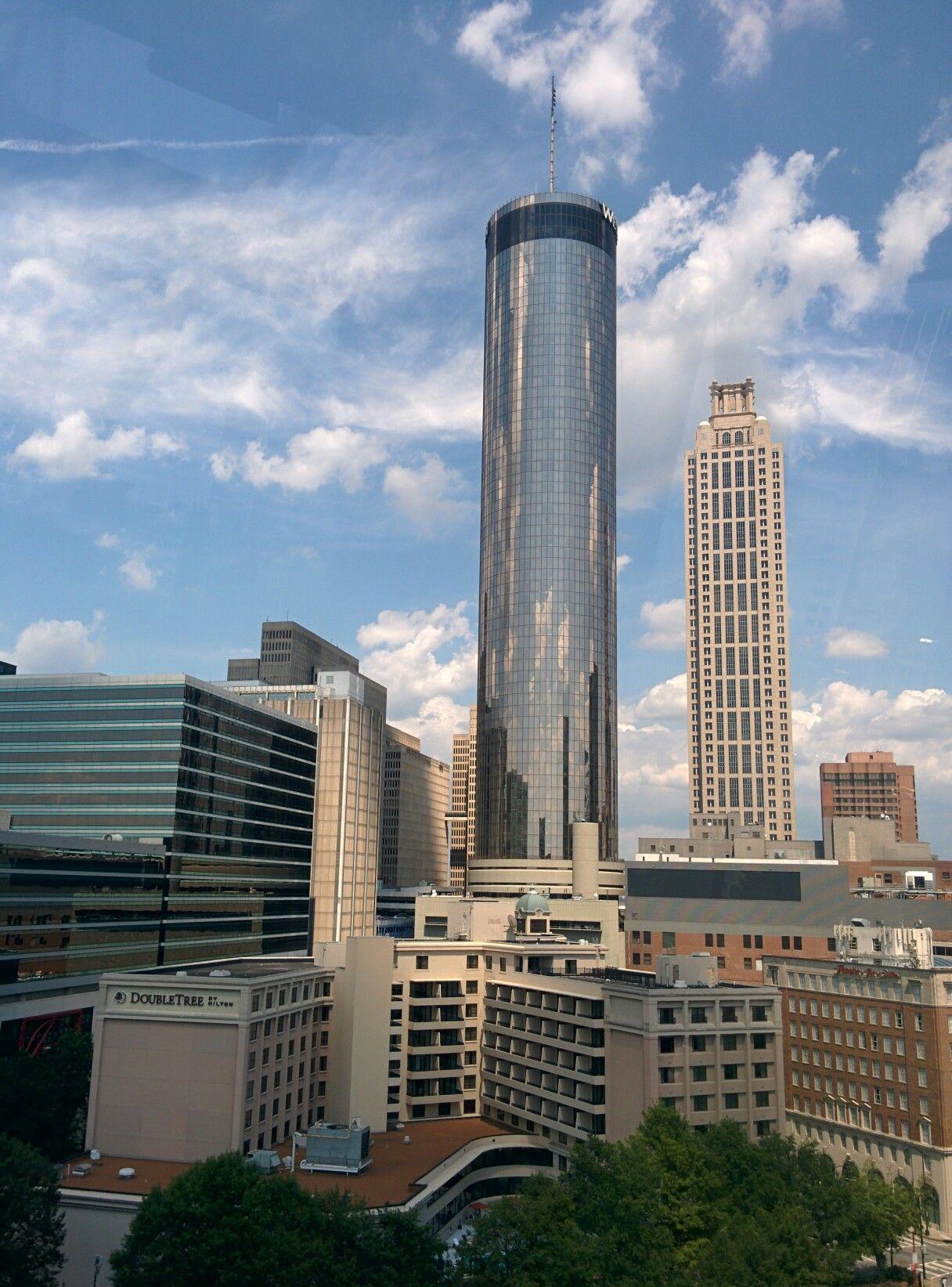 Atlanta... 💜