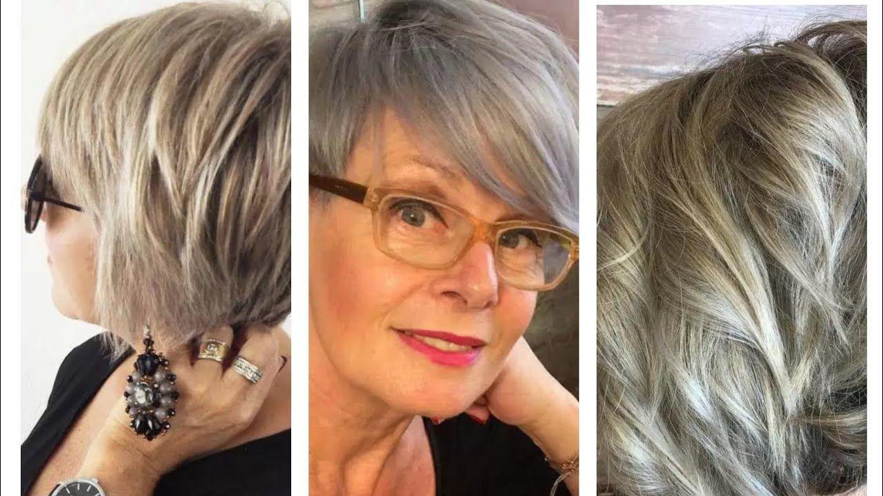 22 Moderne Frizure Za Starije žene Iznad 50 Godina In 2019