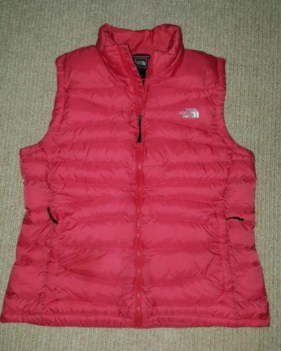 The North Face 800 Down filled vest jacket XL puffer lightweight pink women's https://t.co/VkebXmOWSy https://t.co/BTbVx8wUyL
