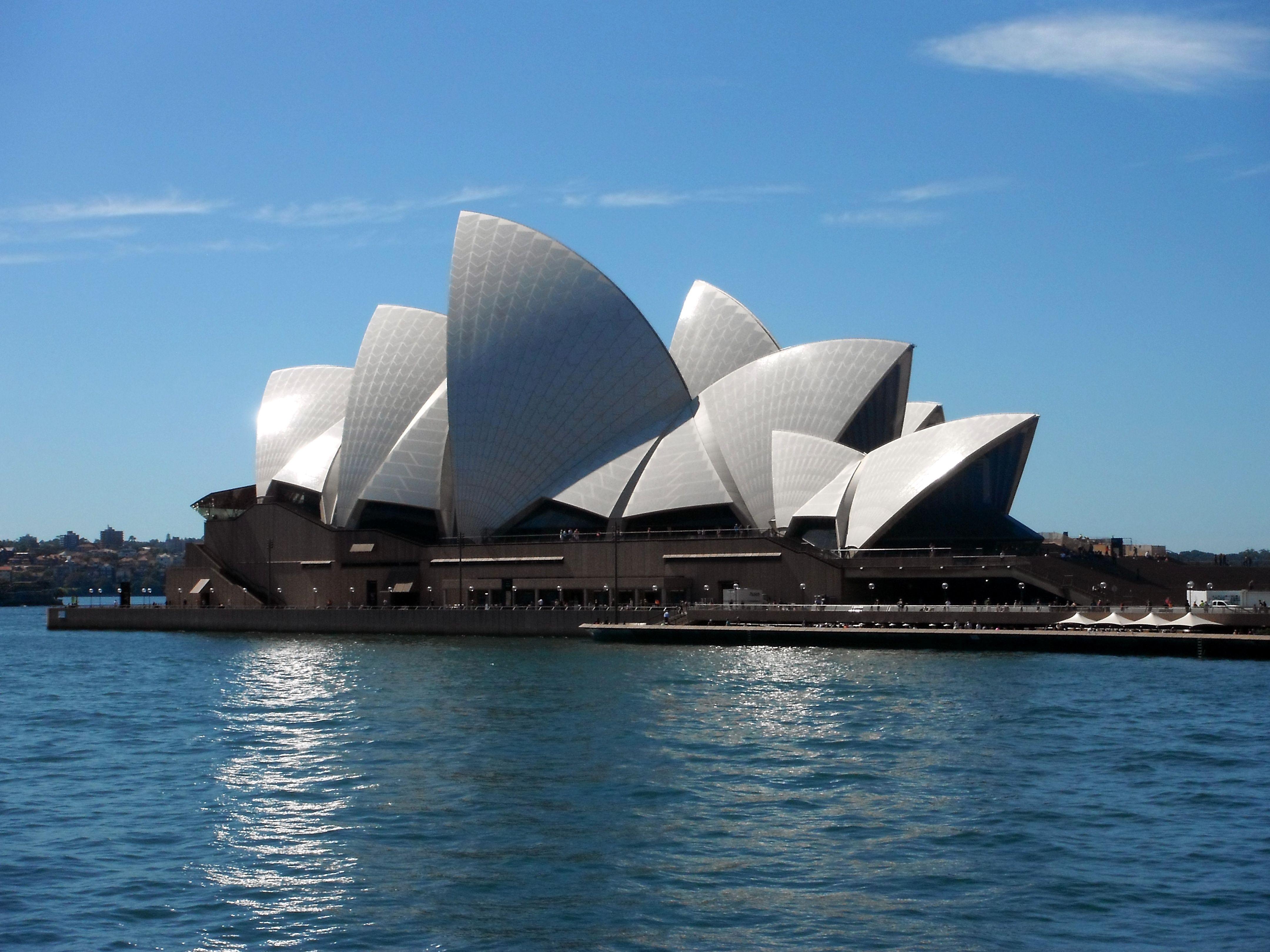 Sydney Opera House - Photography by Christina Capellaro