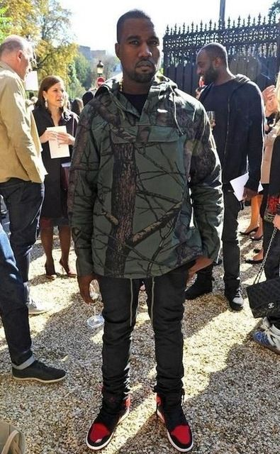 Online Shop Free Shipping Kanye West Sup Camo Field Pull Over 12w 1 1 Hoody Green Tree Lines Jacket Kanye West Style Kanye Fashion Mens Outfit Inspiration