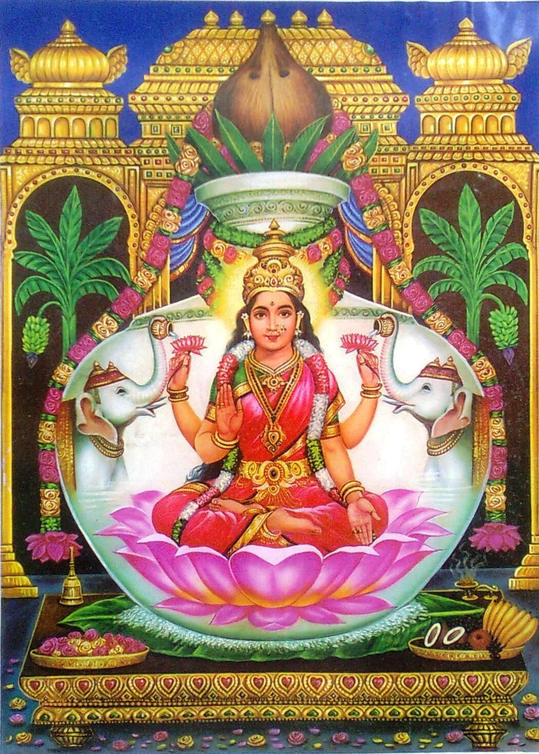 Varalakshmi Vratham Varalakshmi Vratham Is The Most