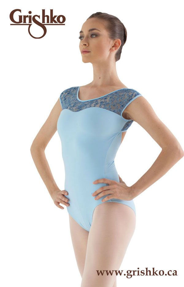 50eb2d3cd Sleeveless Leotard With Flower Lace - Stunning flower lace leoatard ...