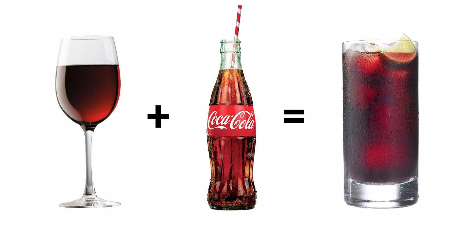 Let Me Explain To You Why Red Wine And Coke Is Actually Amazing In 2020 Red Wine Drinks Wine Drinks Red Wine Glasses