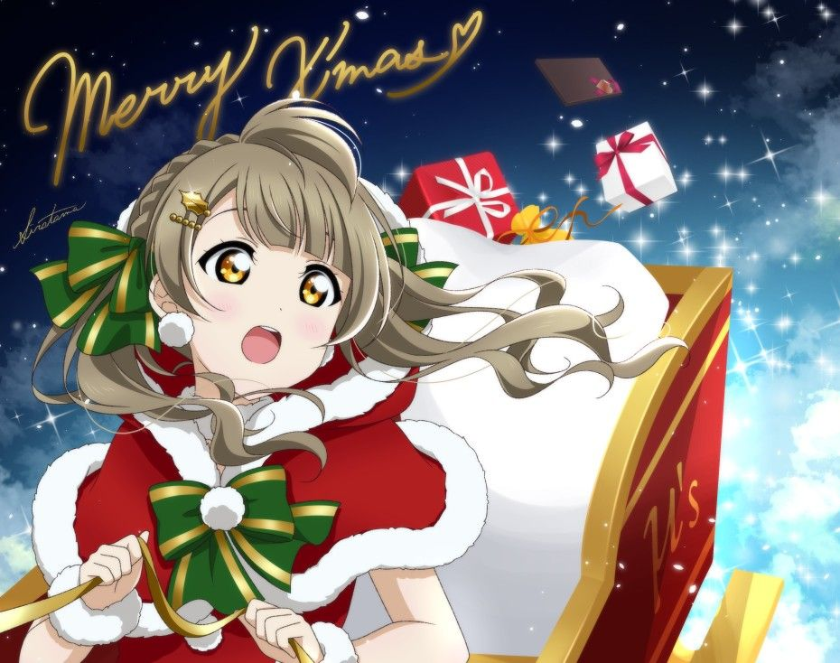 Pin by Kotori You 南文曜 on Lovelive! School Idol Project μ's