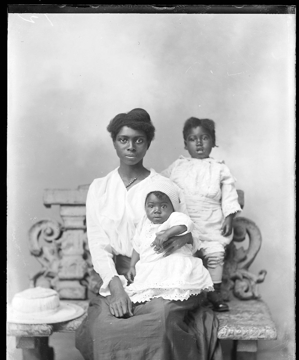 vintage+pics+of+african+american+children | ... Photo – African ...