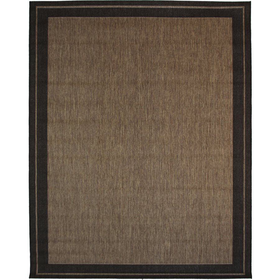 Balta New Haven Brown Woven Area Rug Lowe S Canada Outdoor