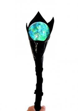 Homemade maleficent staff maleficent pinterest maleficent includes purchased costume options do it yourself maleficent costume and be wicked with confidence solutioingenieria Images