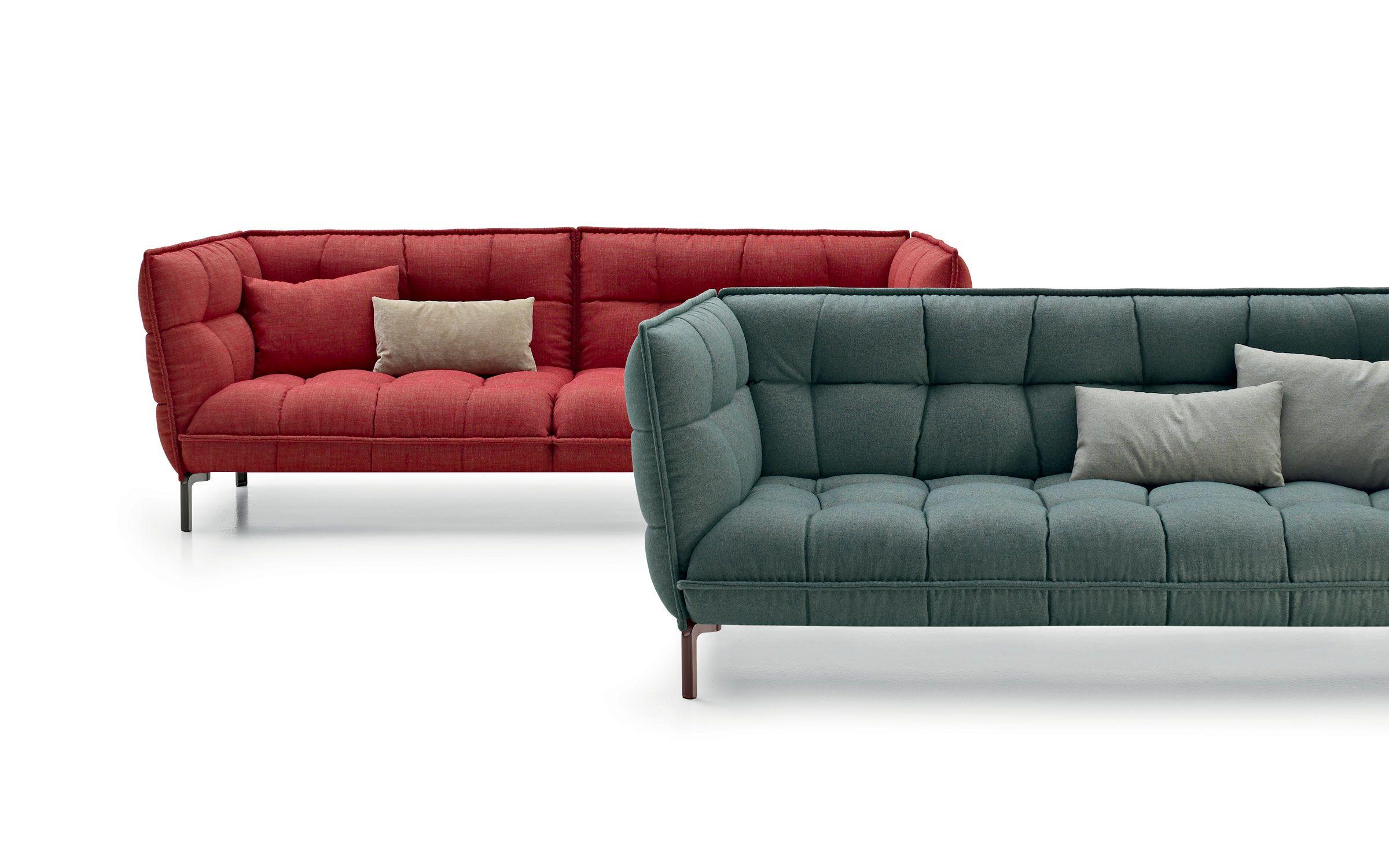 Husk sofa design by patricia urquiola furniture design - Patricia urquiola sofa ...