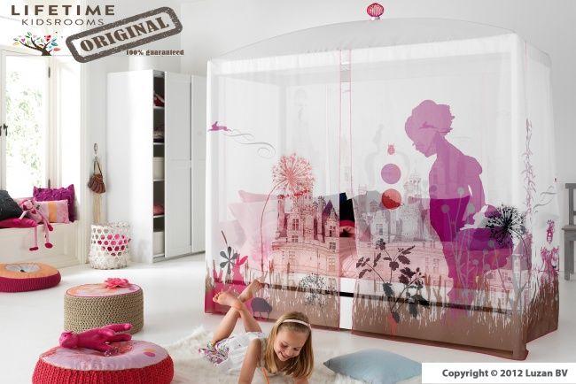 Lifetime Kinderkamer Set : Hemelbed lifetime kinderkamer