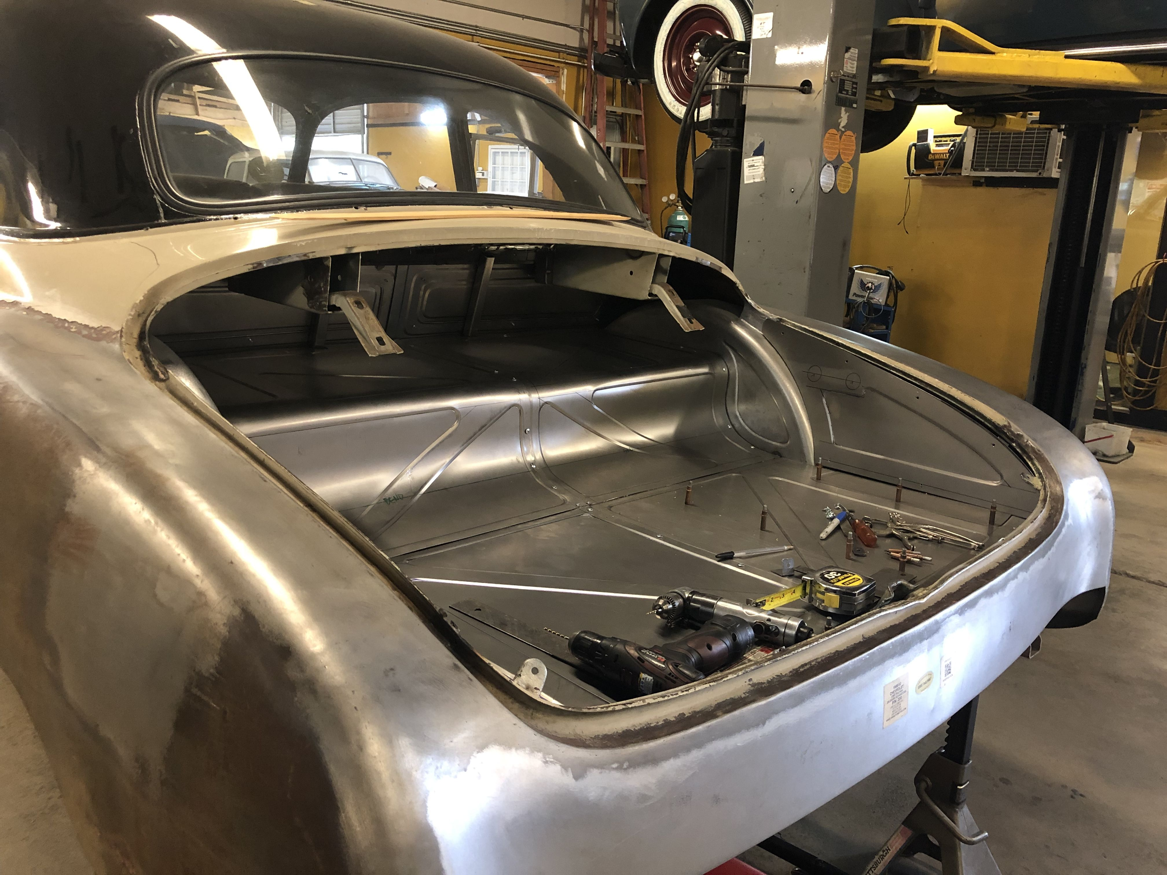Pin By Ramiro Morales On From Day 1 And Counting 1950 Chevy Coupe Chevrolet Sheet Metal Chevy