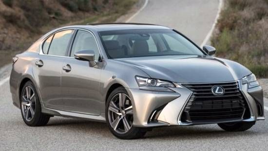 2019 lexus gs 350 redesign all new car reviews lexus. Black Bedroom Furniture Sets. Home Design Ideas