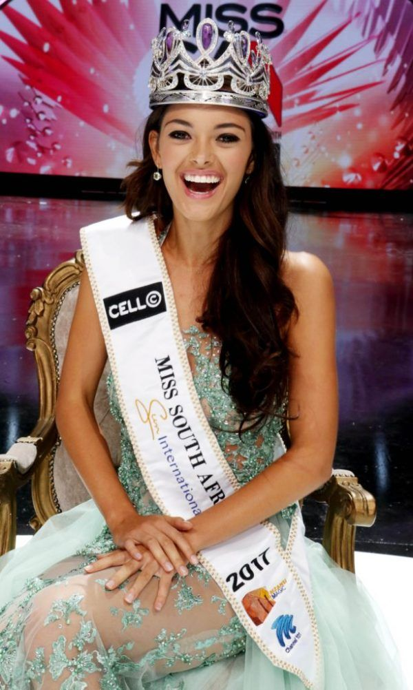Miss South Africa Held at Gunpoint | Pageant News | Demi