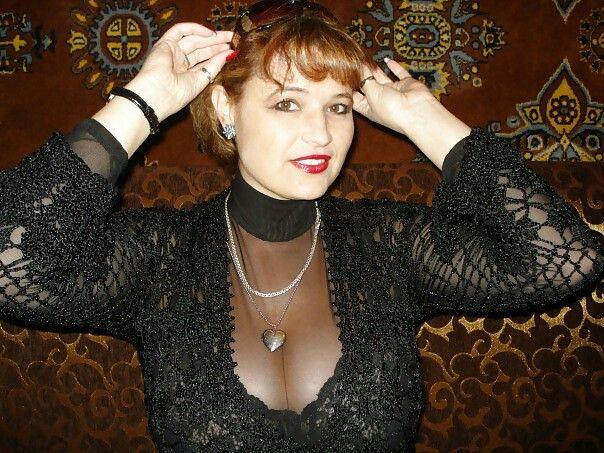 Reife damen-Bild von Павел Лавров auf Russian Woman