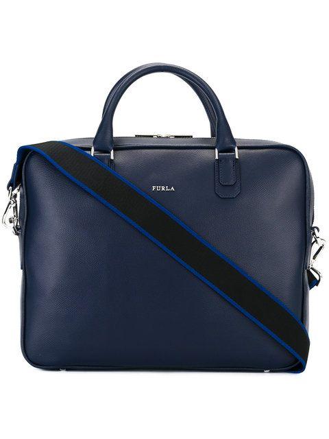 baa143a3e824 FURLA Argo briefcase. #furla #bags #leather # | Furla Men | Bags ...