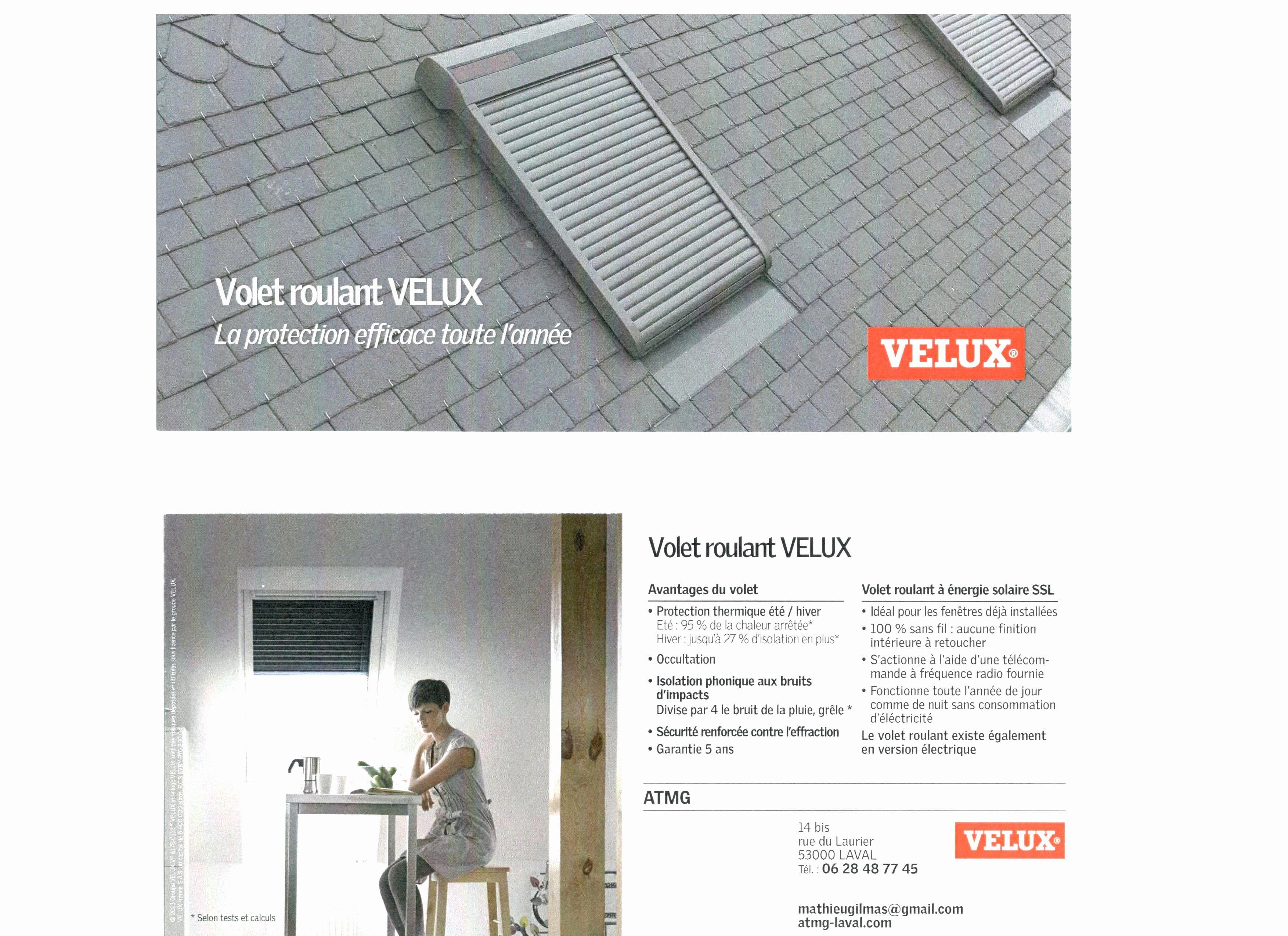 Inspirational Volet Roulant Velux Castorama Idees De Maison