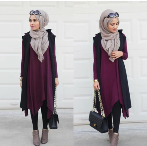 Hijab Fashion Outfits Tumblr Google Search Outfits Pinterest Hijab Fashion Street Hijab