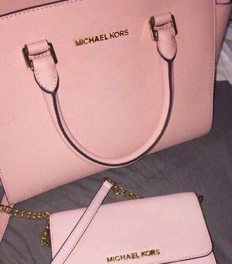 bag pink cute hot michael kors bag black tumblr tumblr clothes michael kors  tumblr outfit 2e5025be8260f