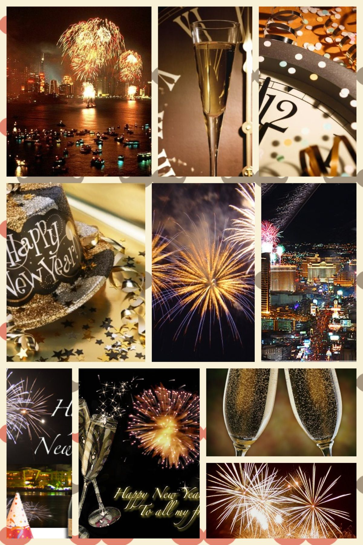 Celebrate...Happy New Year 2018!!! New years eve day