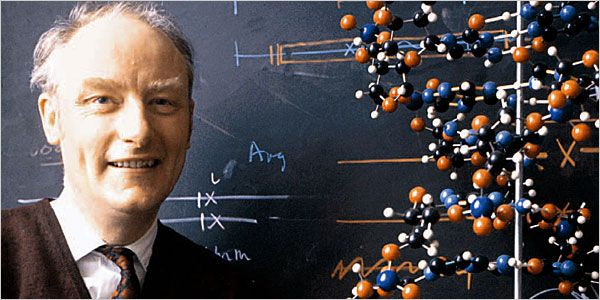 Francis Crick Published 2006 Dna Scientist History Of Science