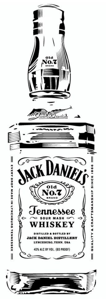 Jack daniels crafting wood engraving pyrography for Meuble jack daniels