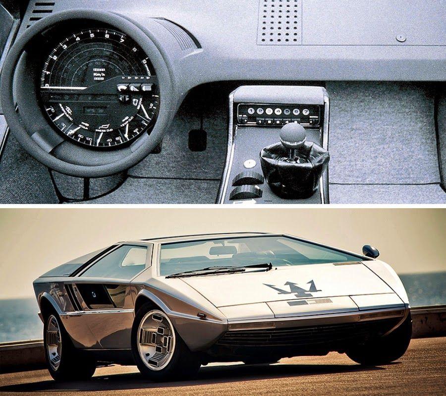 Futuristic Concept Cars From The 70s And 80s Visions A Retro Future Retrofuturism