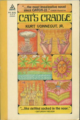 satire in kurt vonneguts cats cradle essay This essay cat's cradle by kurt vonnegut and other 63,000+ term papers kurt vonnegut's cats cradle use of satire similar topics cat hat.