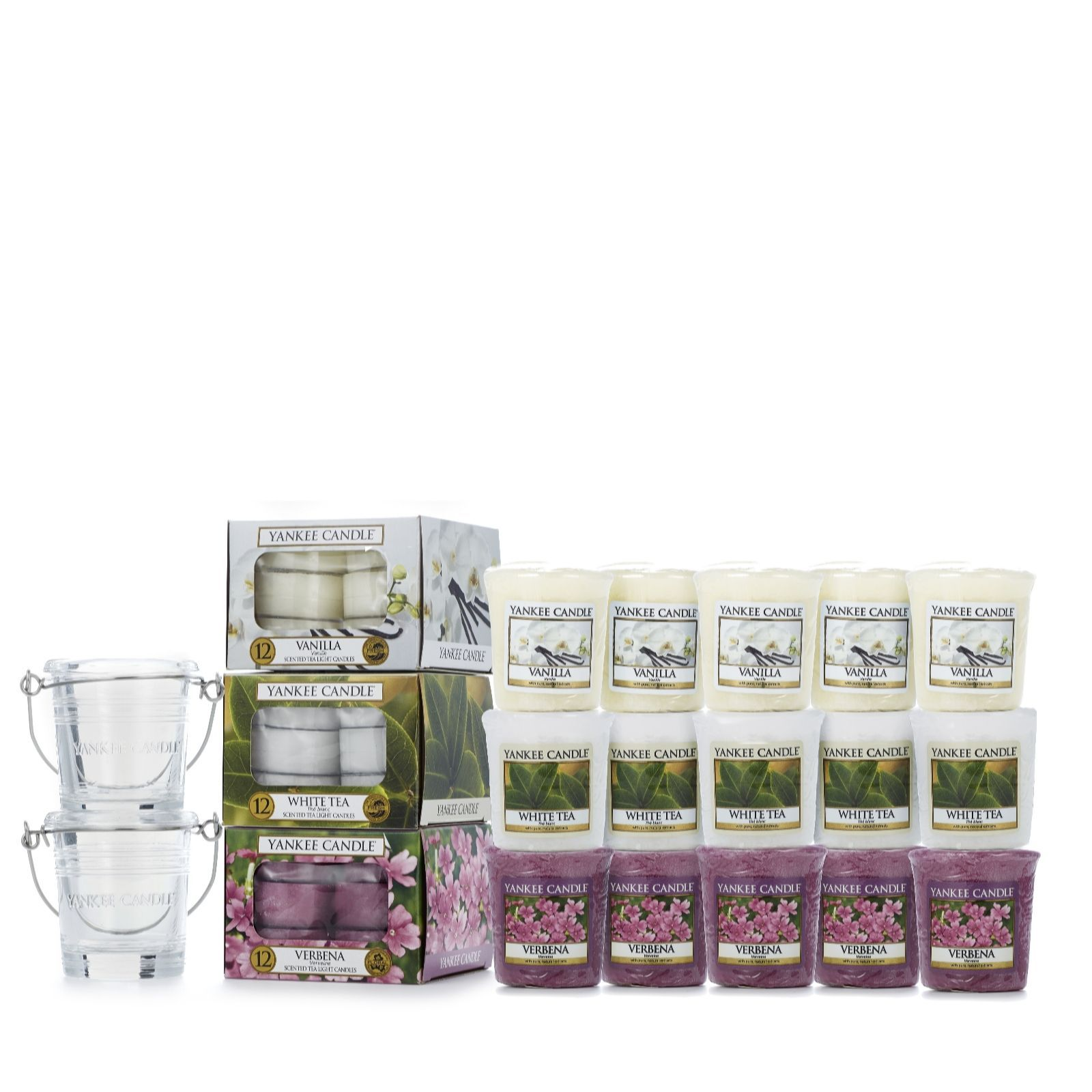 yankee candle ultimate pure essence collection with t