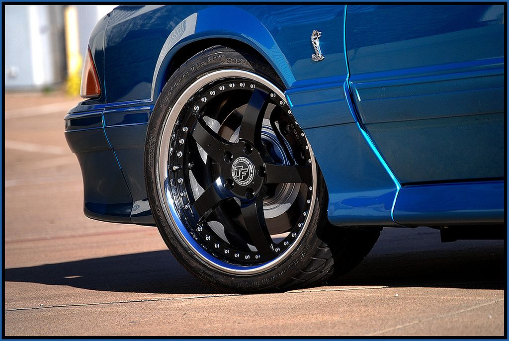 Terminator Cobra Wheels