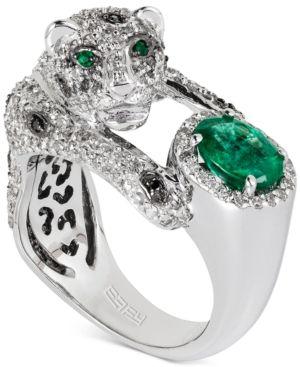 Jaquar Leopard Silver Ring Black Panther Ring Ring Animal Ring Handmade 24K Gold Ring Diamond Ring Biker Ring Steampunk Ring