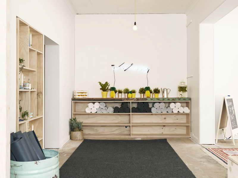 yoga studio design ideas yoga studio decorating ideas with white wall