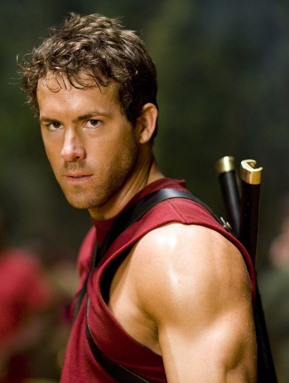 Wade Wilson Deadpool Ryan Reynolds In X Men Origins Wolverine 2009 Ryan Reynolds Ryan Reynolds Deadpool Deadpool