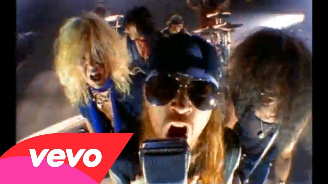 Guns N Roses Garden Of Eden Music Clips Guns N Roses Duff