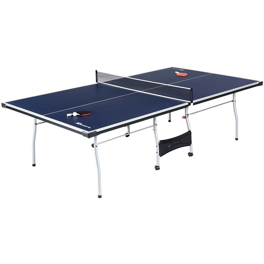 Ping Pong Table Tennis Official Size Standard Folding Portable Outdoor Game  Set #MDSports