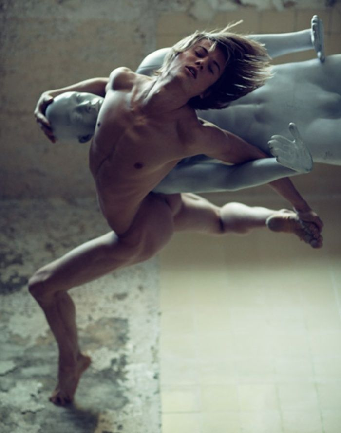 Bertil Nilsson: Dancers