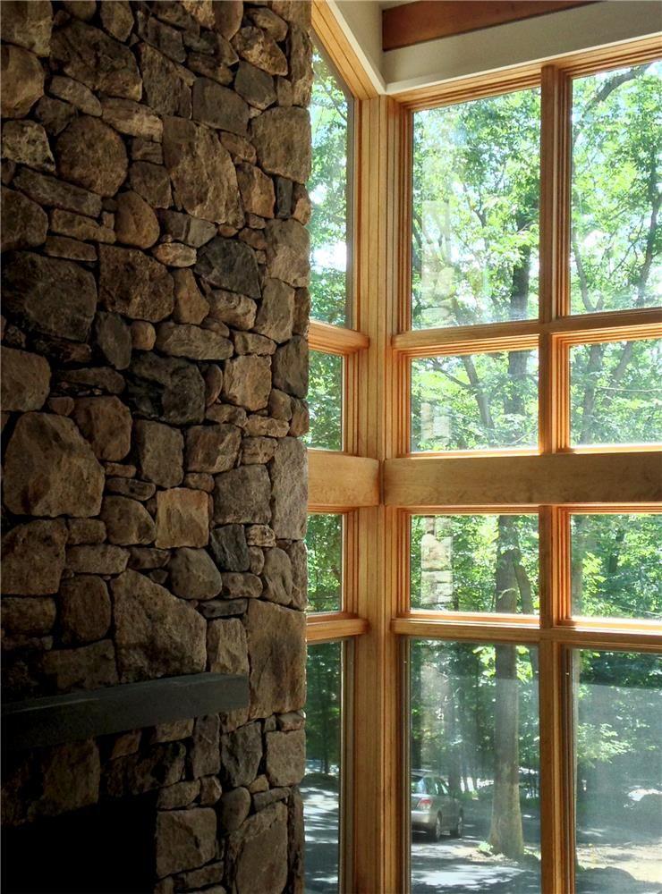 Connecticut Contemporary Home Contemporary House House Windows Custom Homes