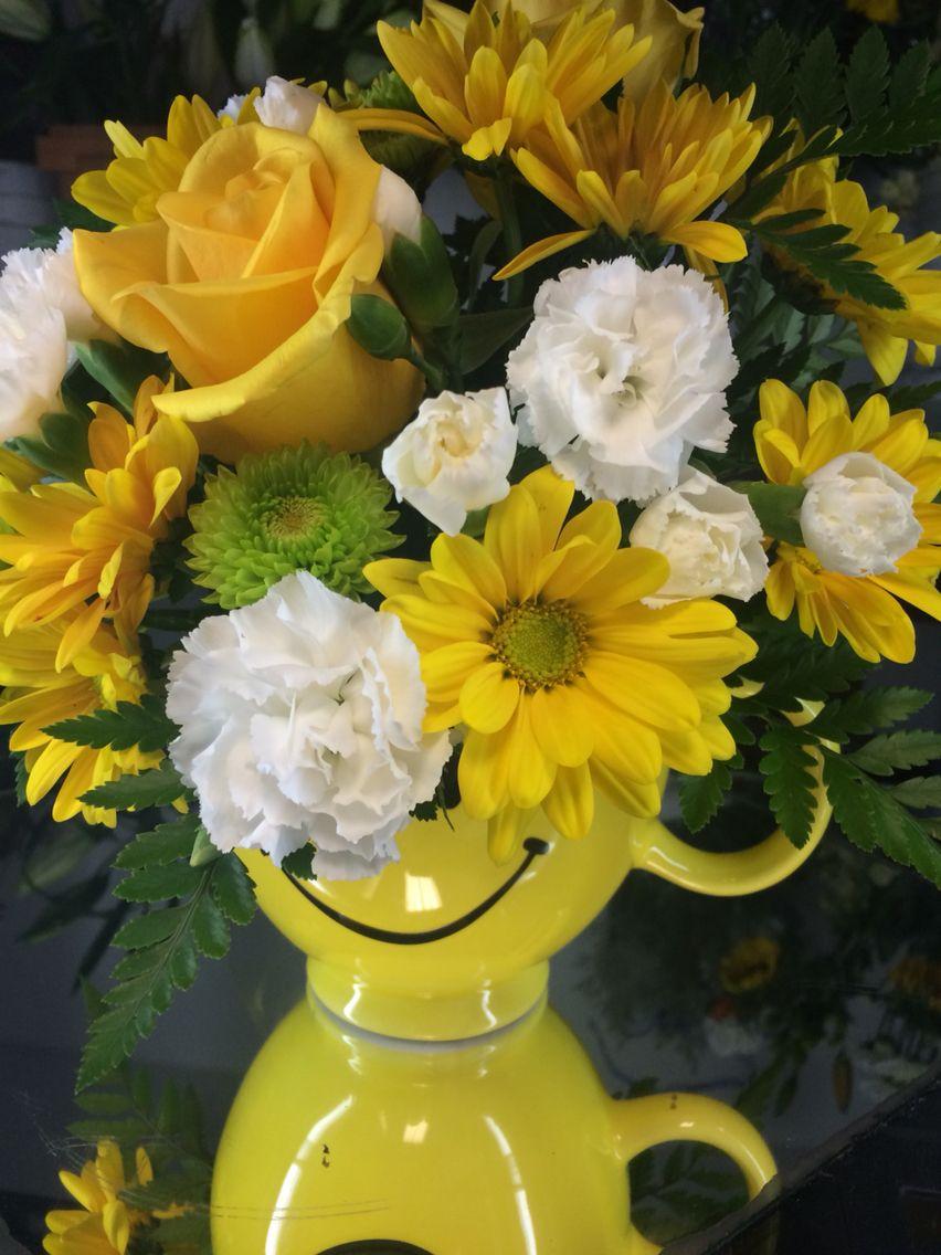 Make someone smile with a smiley face mug fdb pinterest make someone smile with a smiley face mug izmirmasajfo
